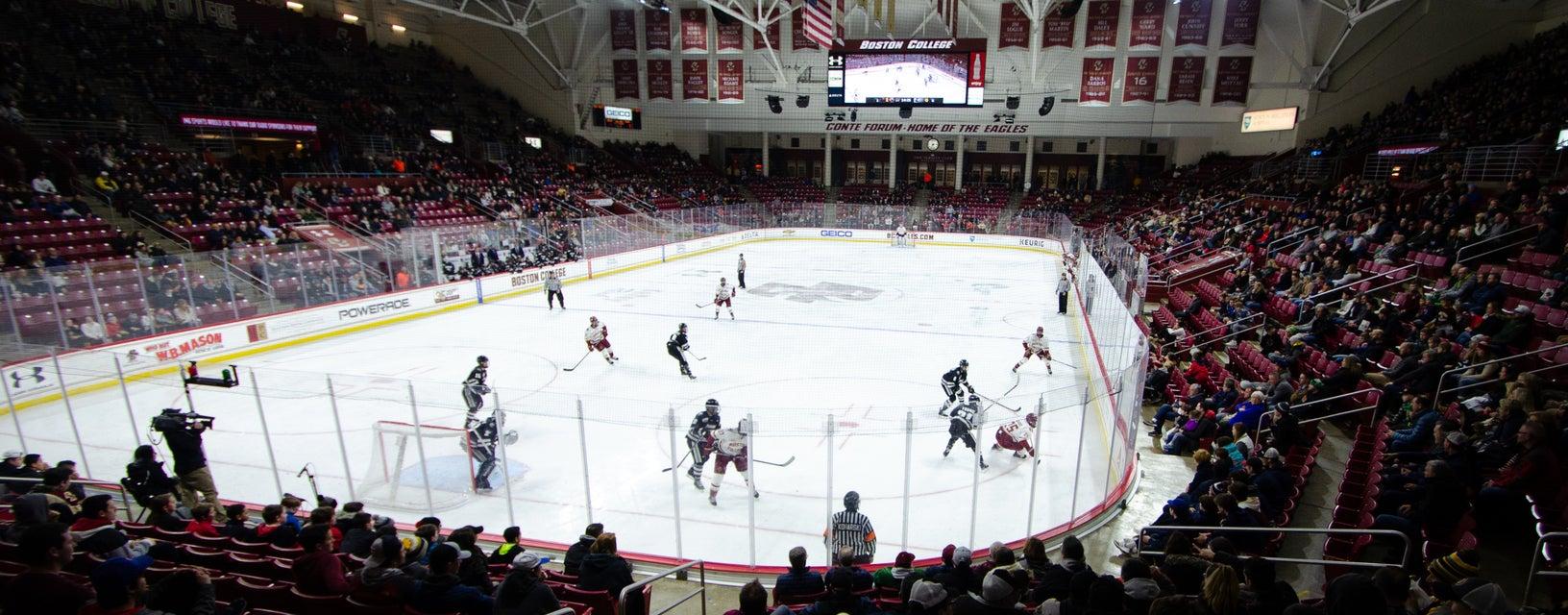 Boston College Hockey Tickets