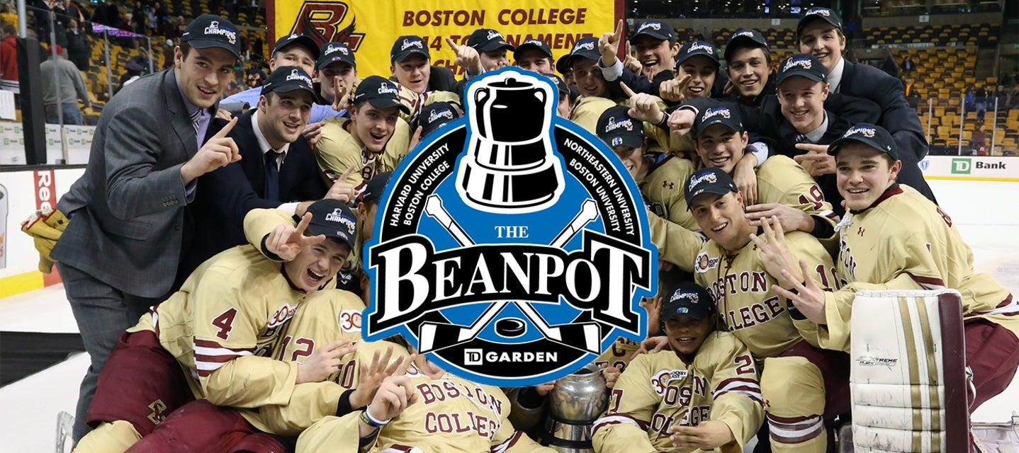 Boston Beanpot Tournament Tickets