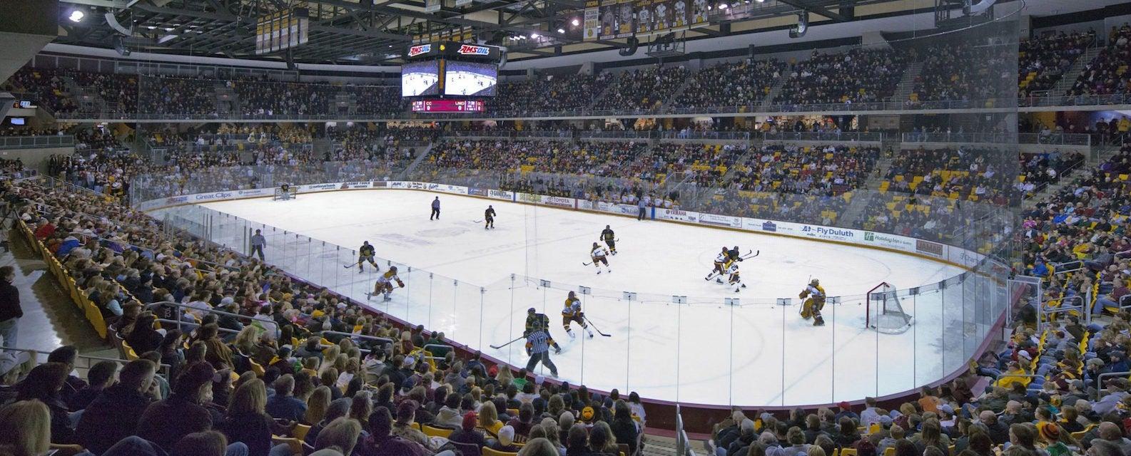Minnesota Duluth Hockey Tickets