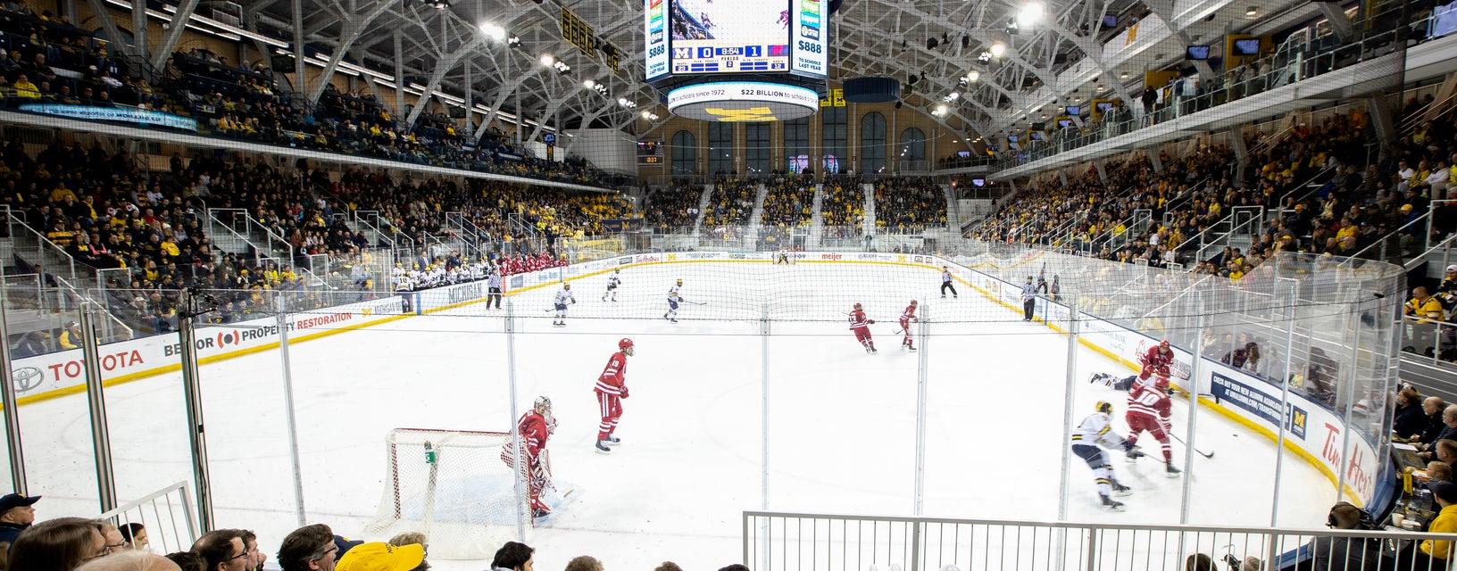 Michigan Hockey Tickets
