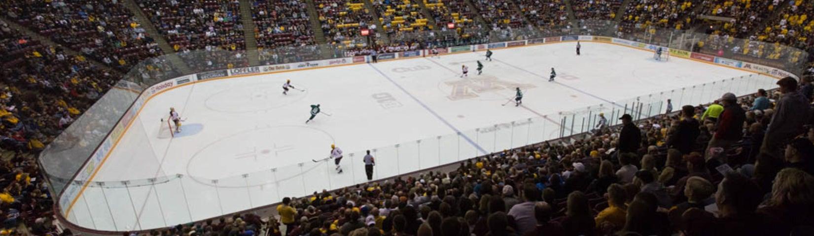 Minnesota Hockey Tickets