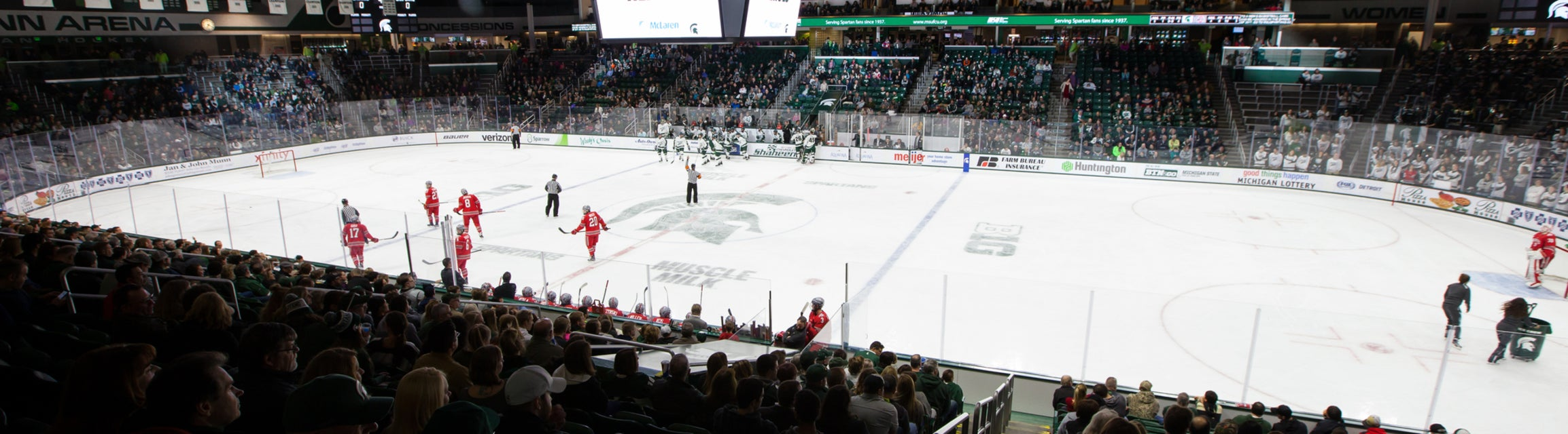 Michigan State Hockey Tickets