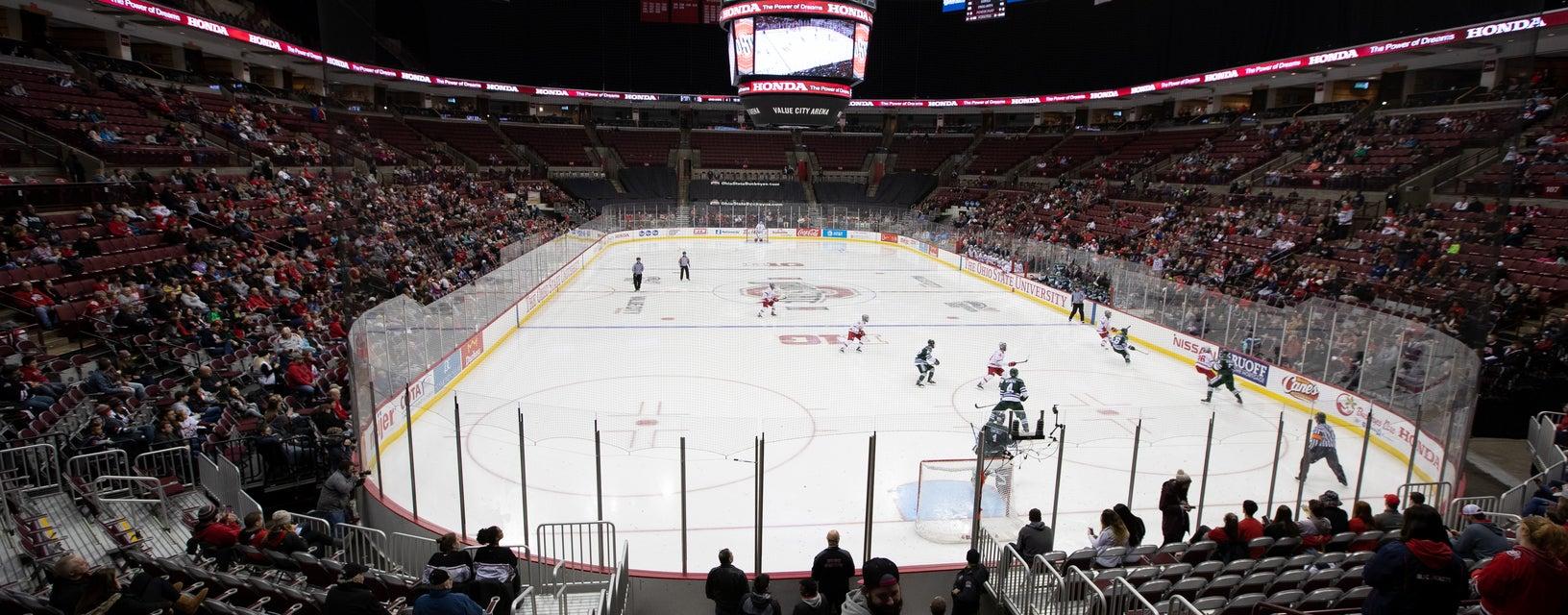 Ohio State Hockey Tickets