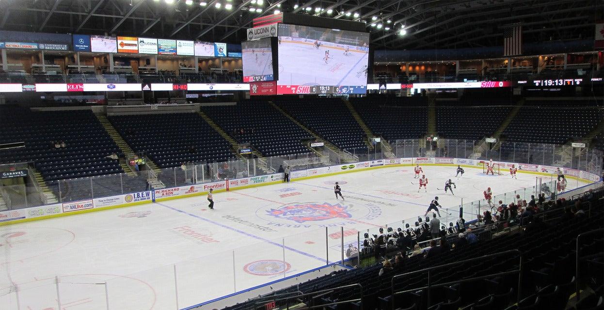 Sacred Heart Hockey Tickets