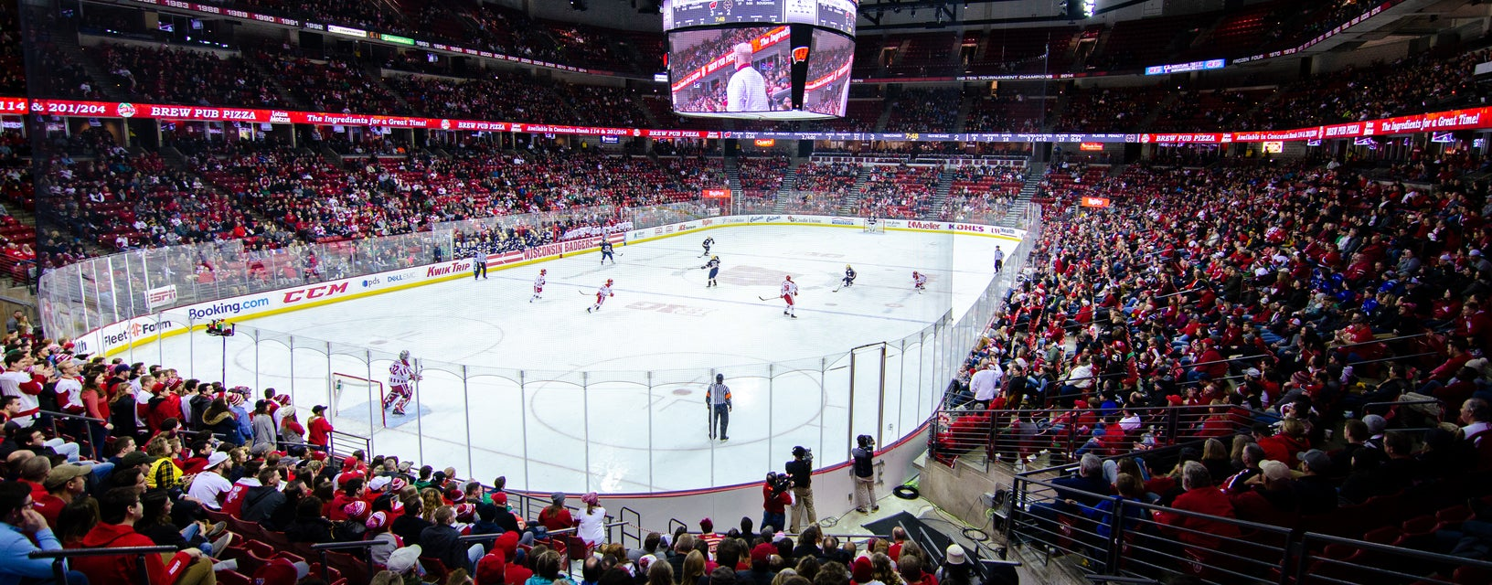Wisconsin Hockey Tickets
