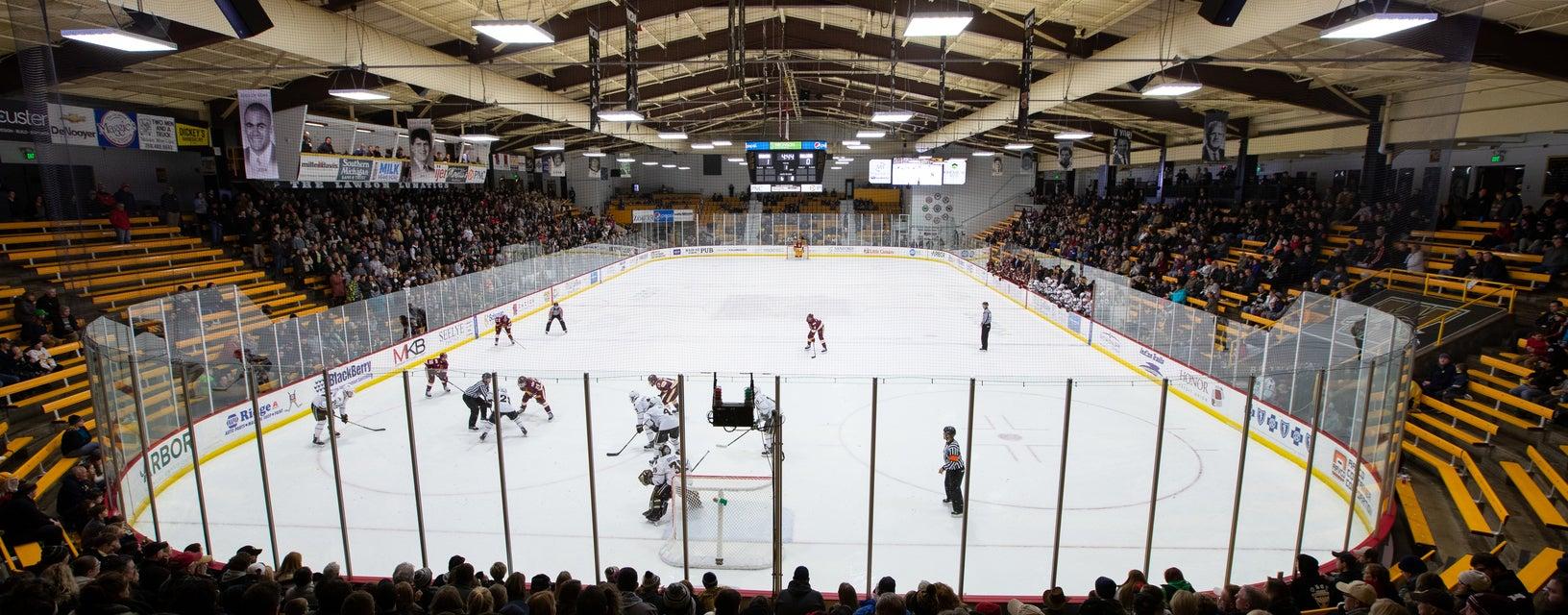 Western Michigan Hockey Tickets