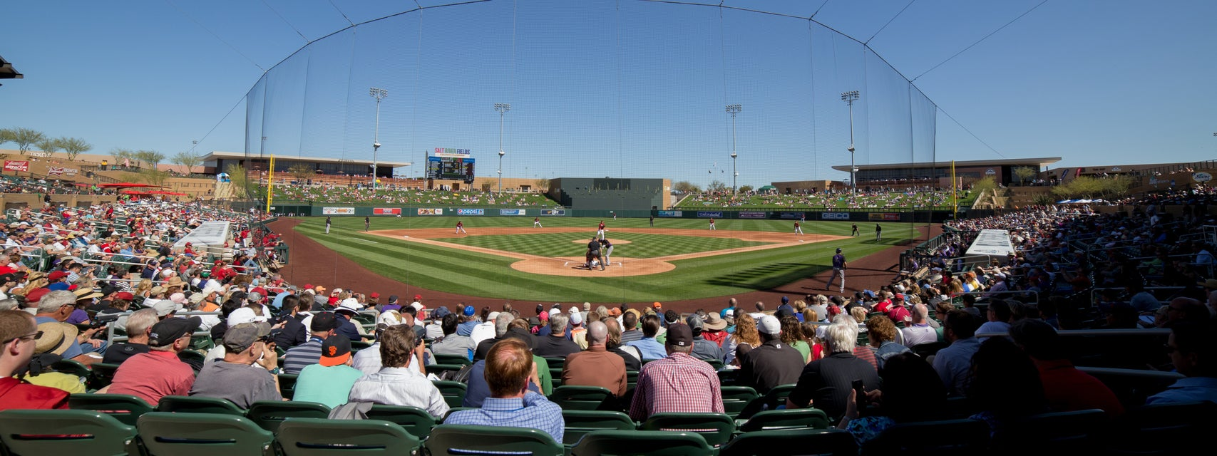 D-backs - Spring Training Tickets