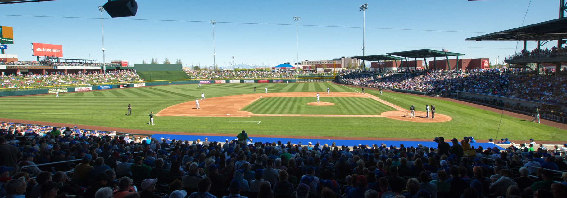 Cubs - Spring Training Tickets