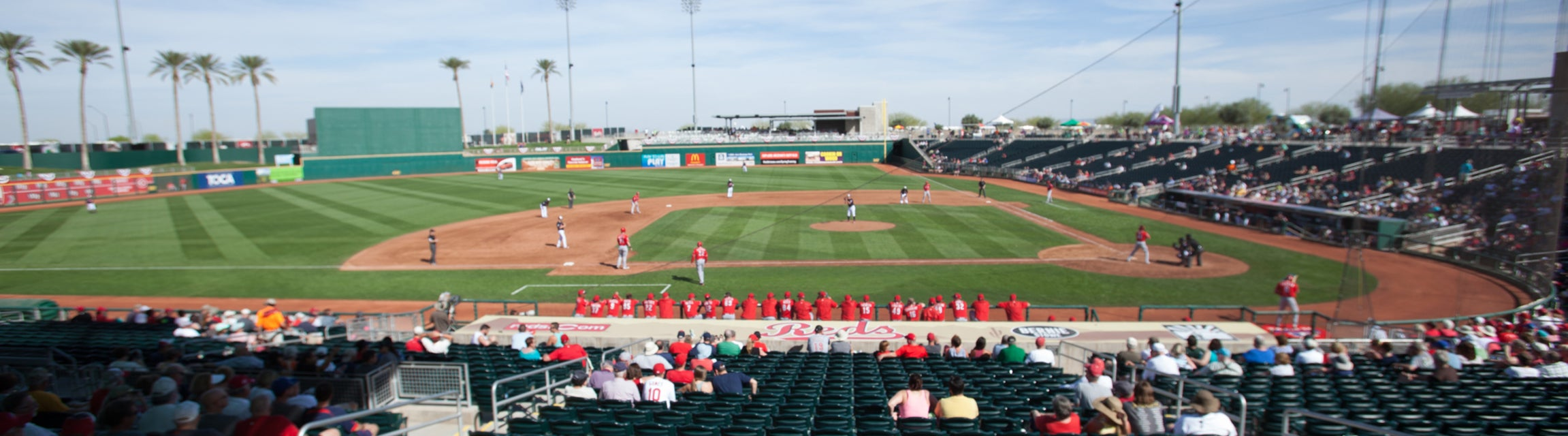 Reds - Spring Training Tickets