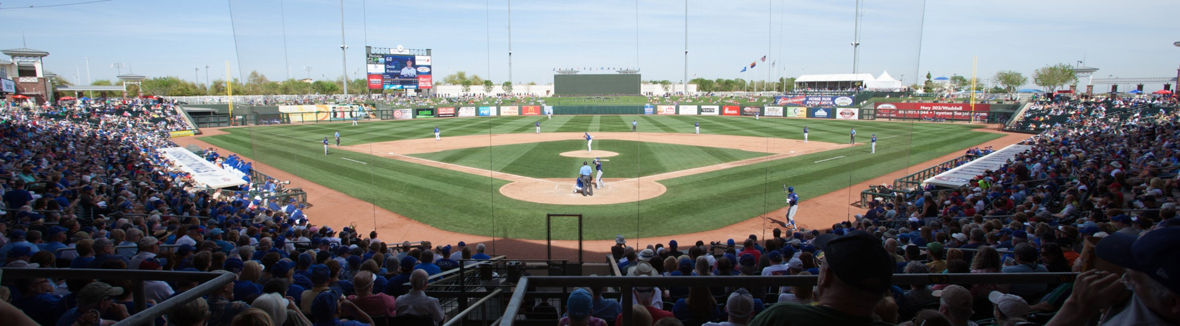 Royals - Spring Training Tickets