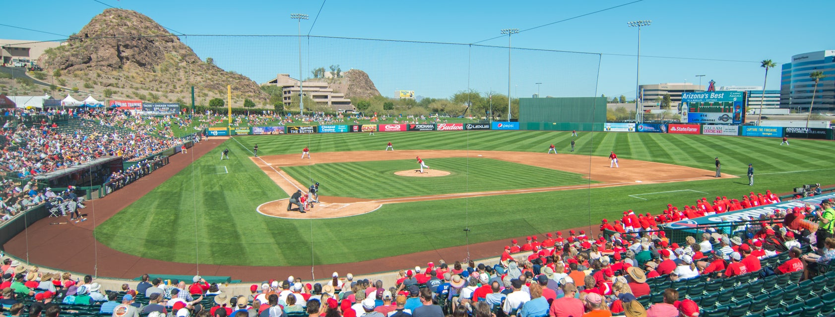 Angels - Spring Training Tickets