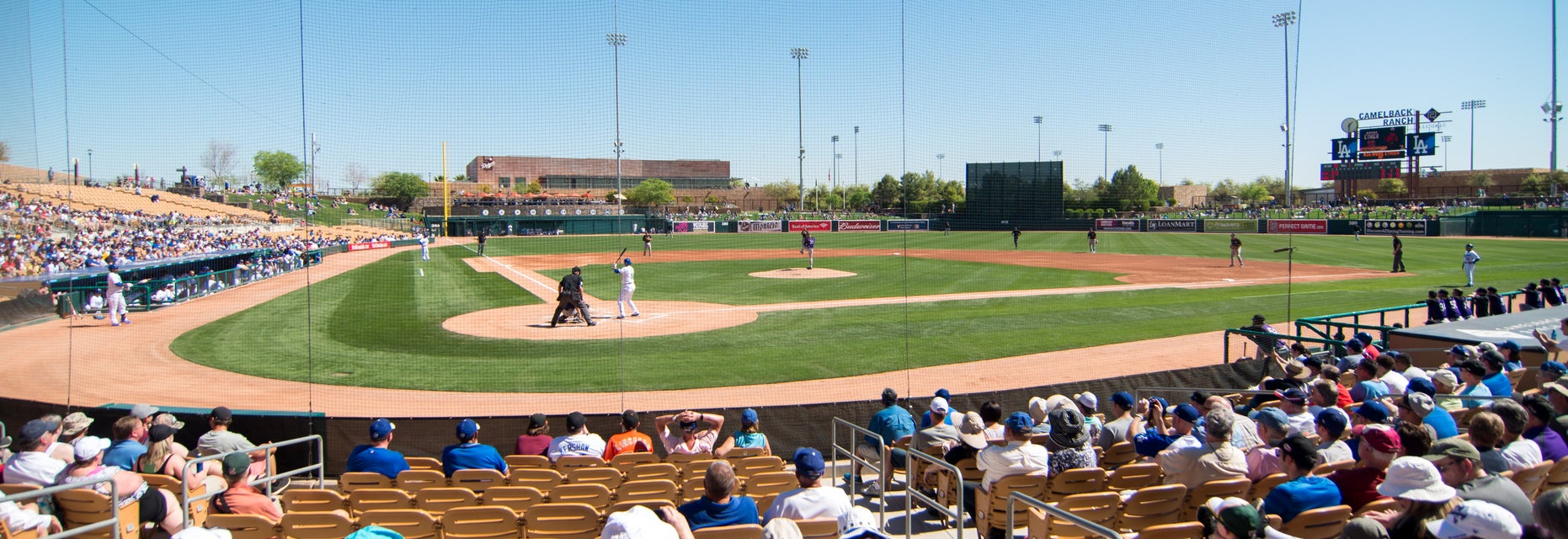 Dodgers - Spring Training Tickets