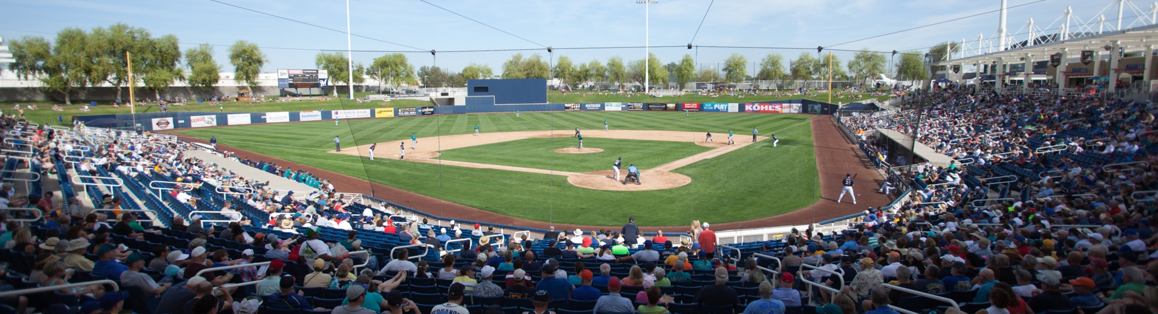 Brewers - Spring Training Tickets