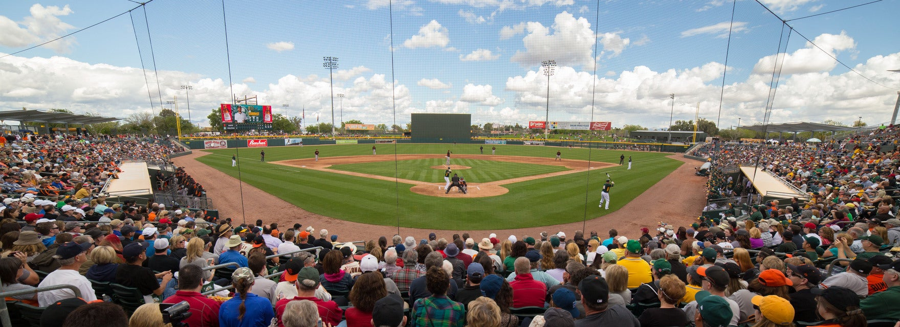 A's - Spring Training Tickets