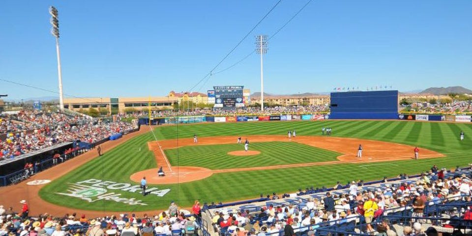 Padres Spring Training Tickets