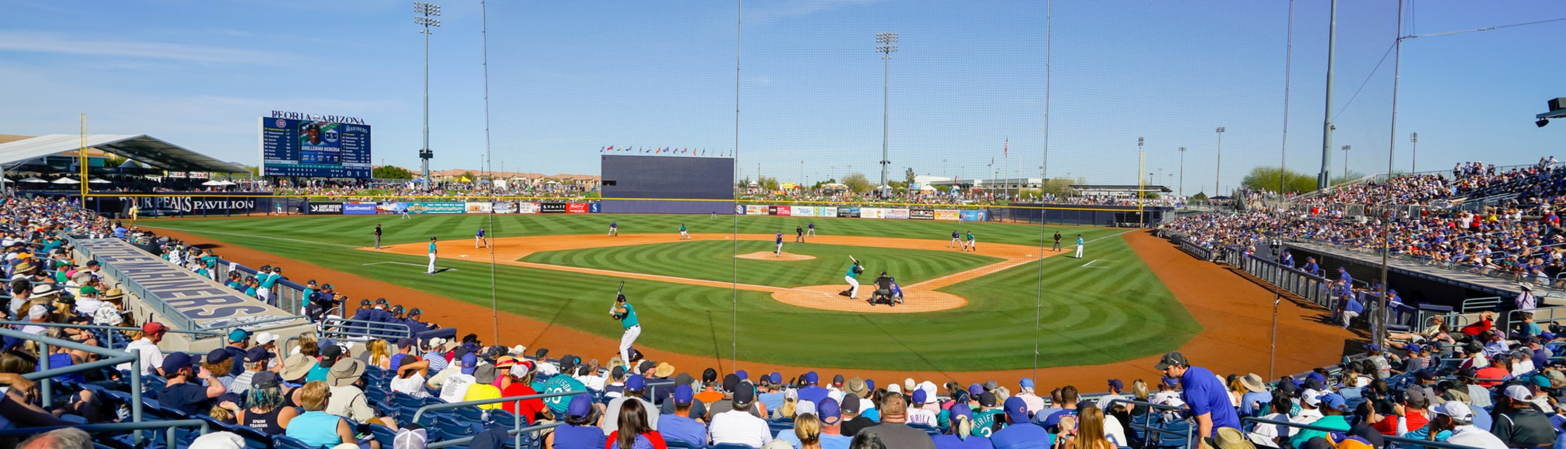 Mariners - Spring Training Tickets