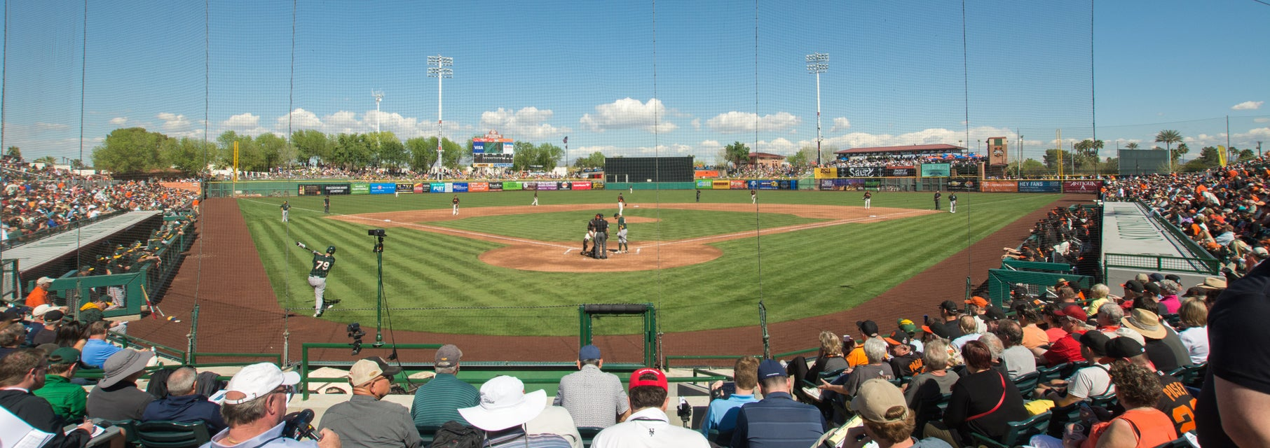 Giants - Spring Training Tickets