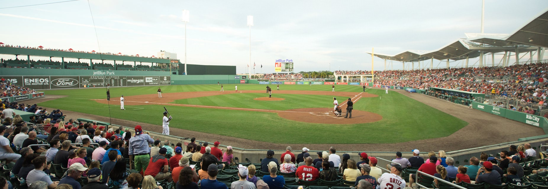 Red Sox - Spring Training Tickets