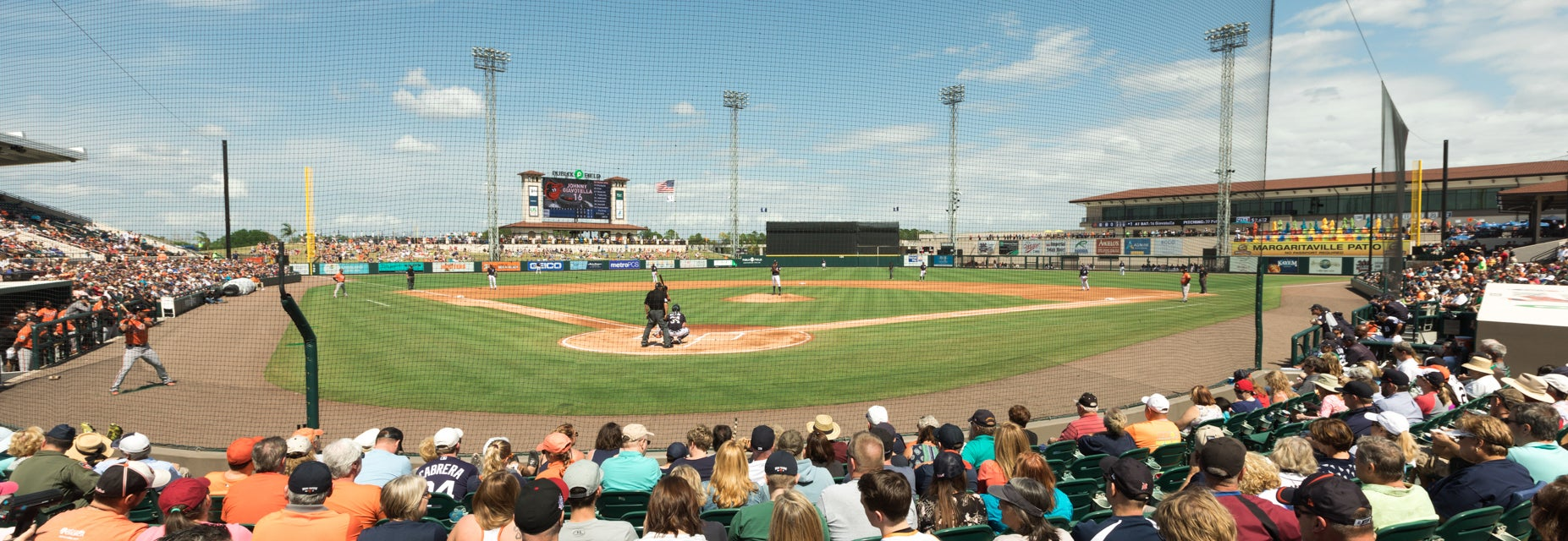 Tigers - Spring Training Tickets