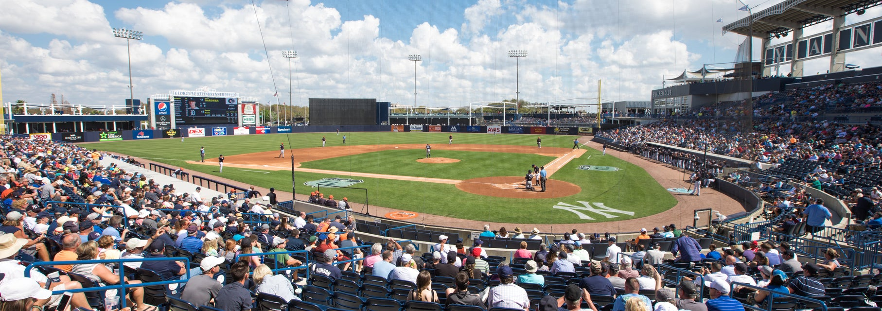 Yankees - Spring Training Tickets