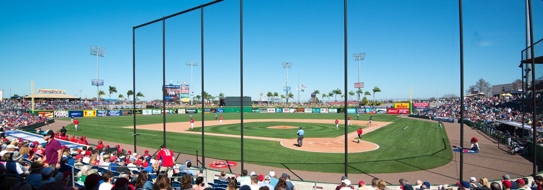 Phillies - Spring Training Tickets