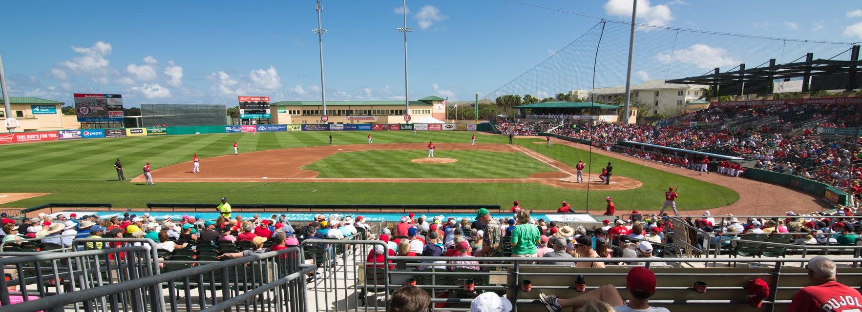 Cardinals - Spring Training Tickets