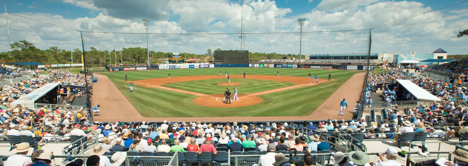 Rays - Spring Training Tickets