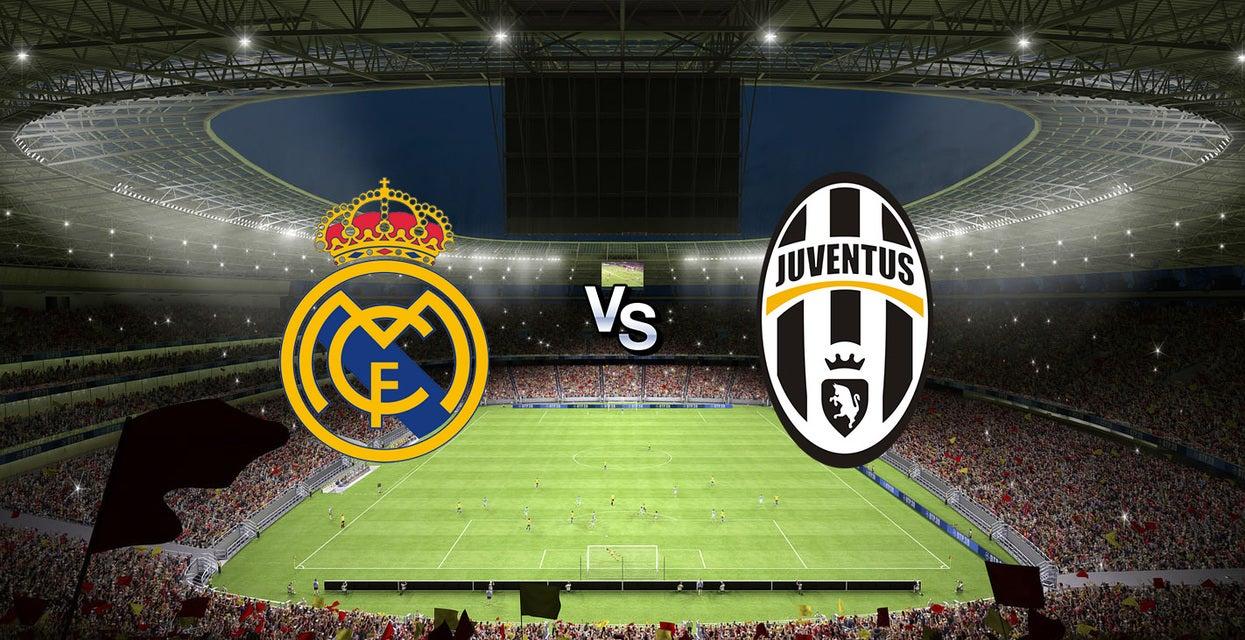 Real Madrid v Juventus Tickets