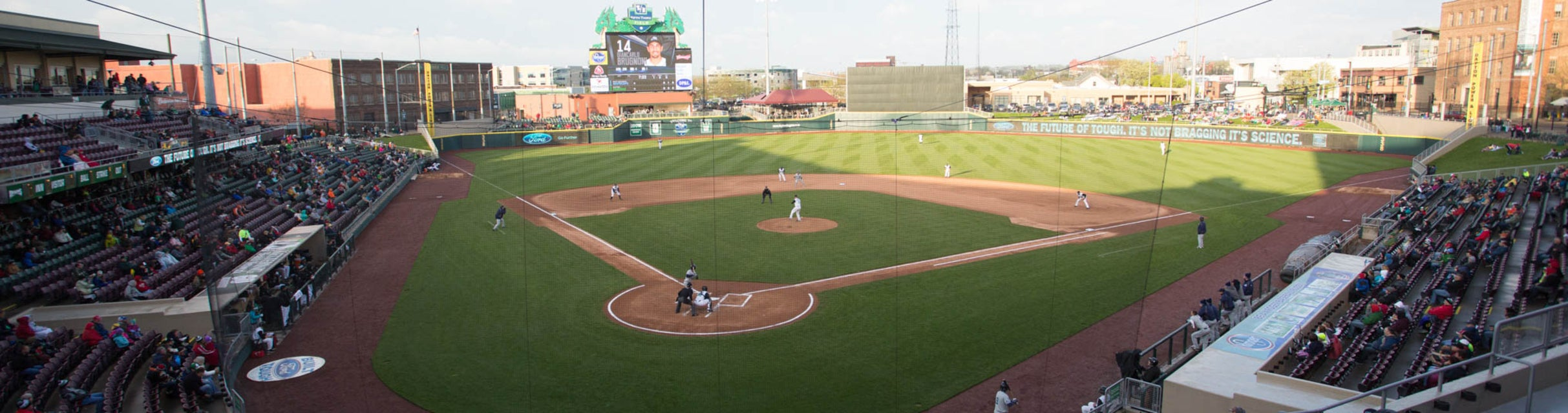 Dayton Dragons Tickets