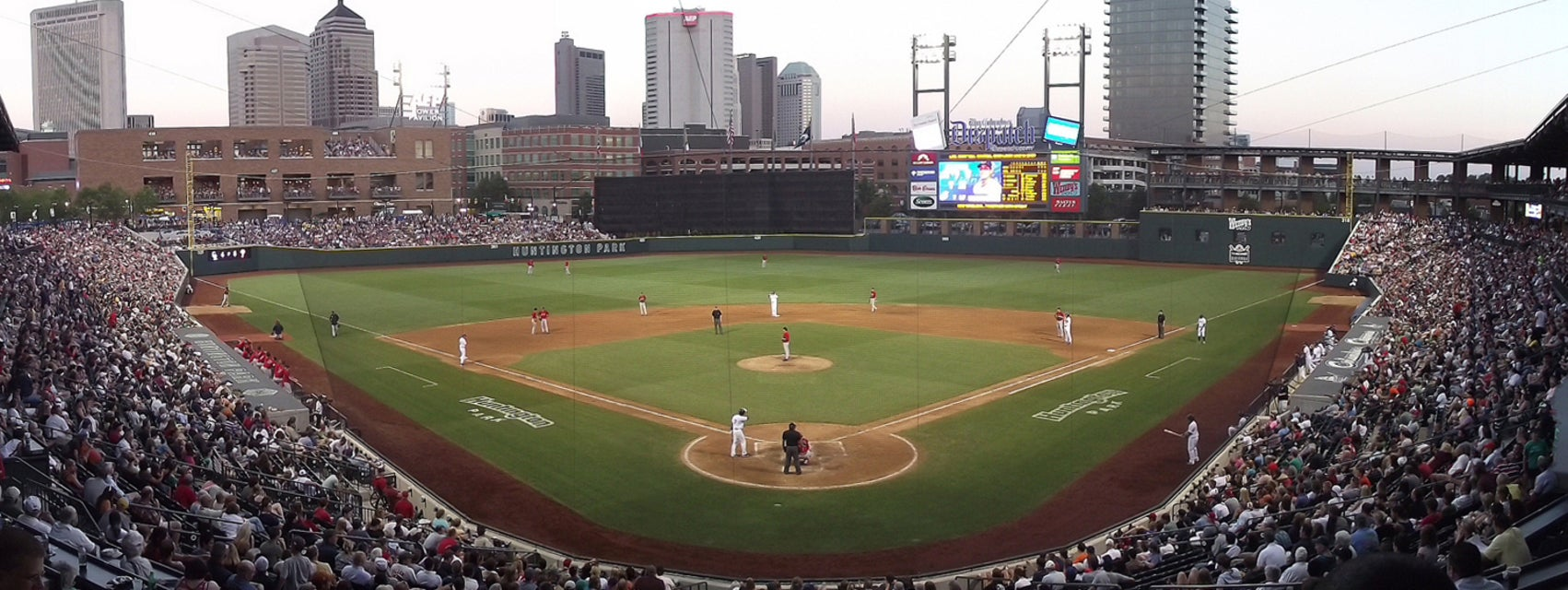 Columbus Clippers Tickets