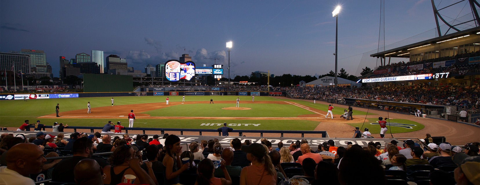 Nashville Sounds Tickets