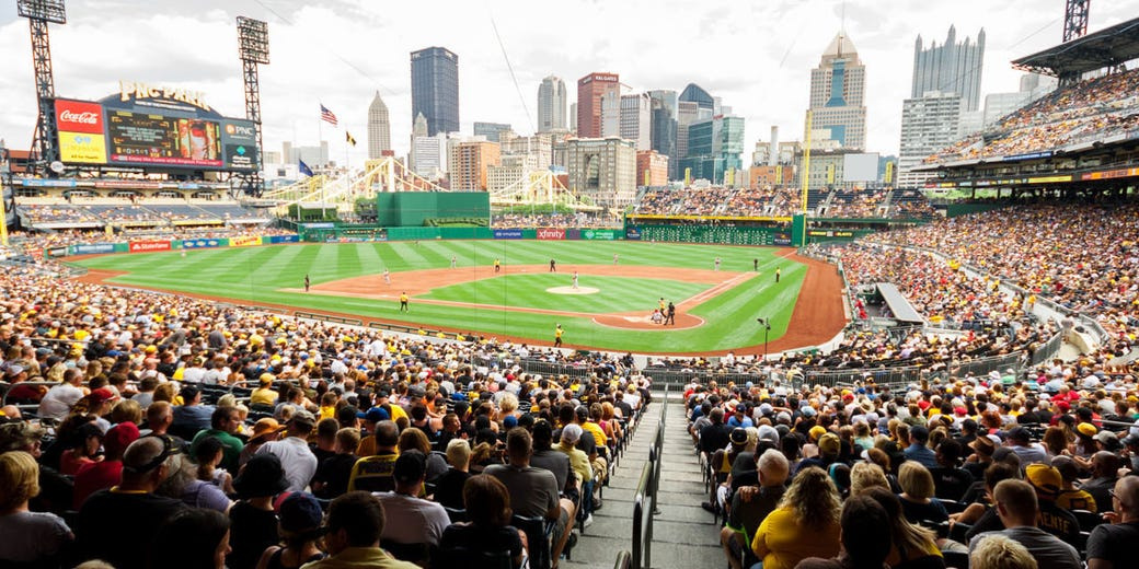 pittsburgh pirates tickets gametime