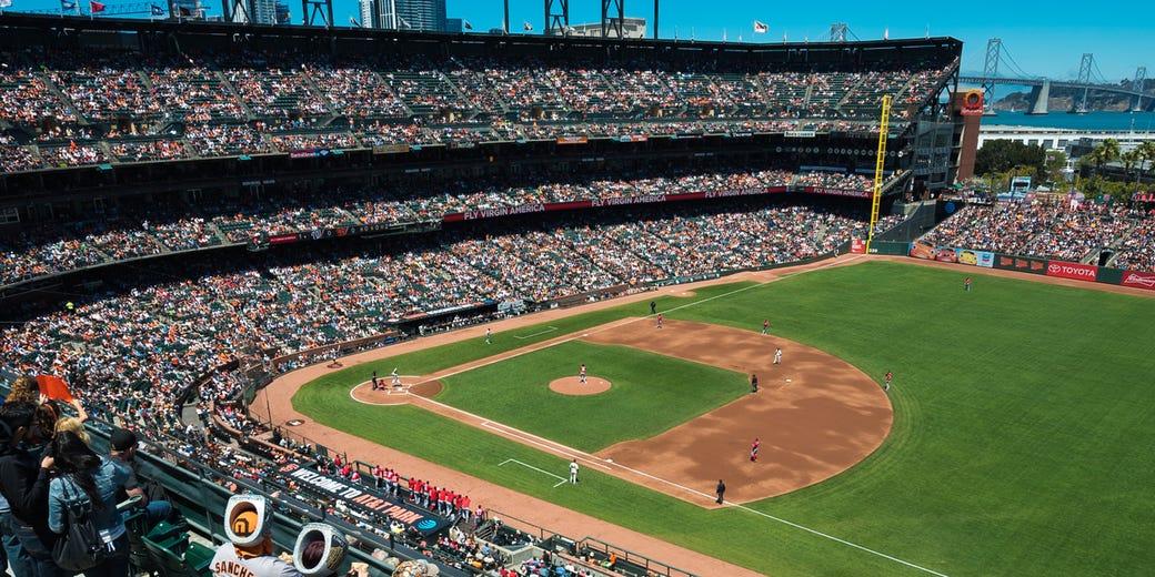 bd552b689ef San Francisco Giants Tickets
