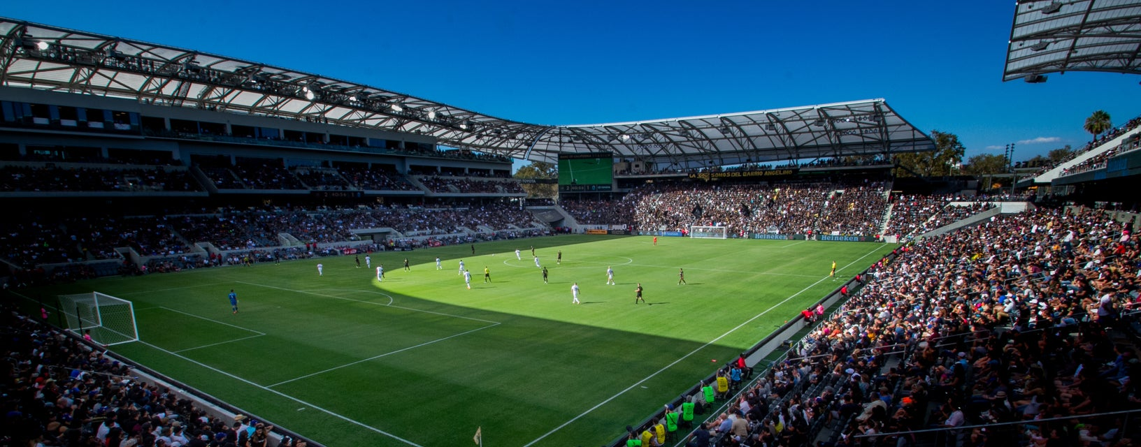 Los Angeles FC Tickets