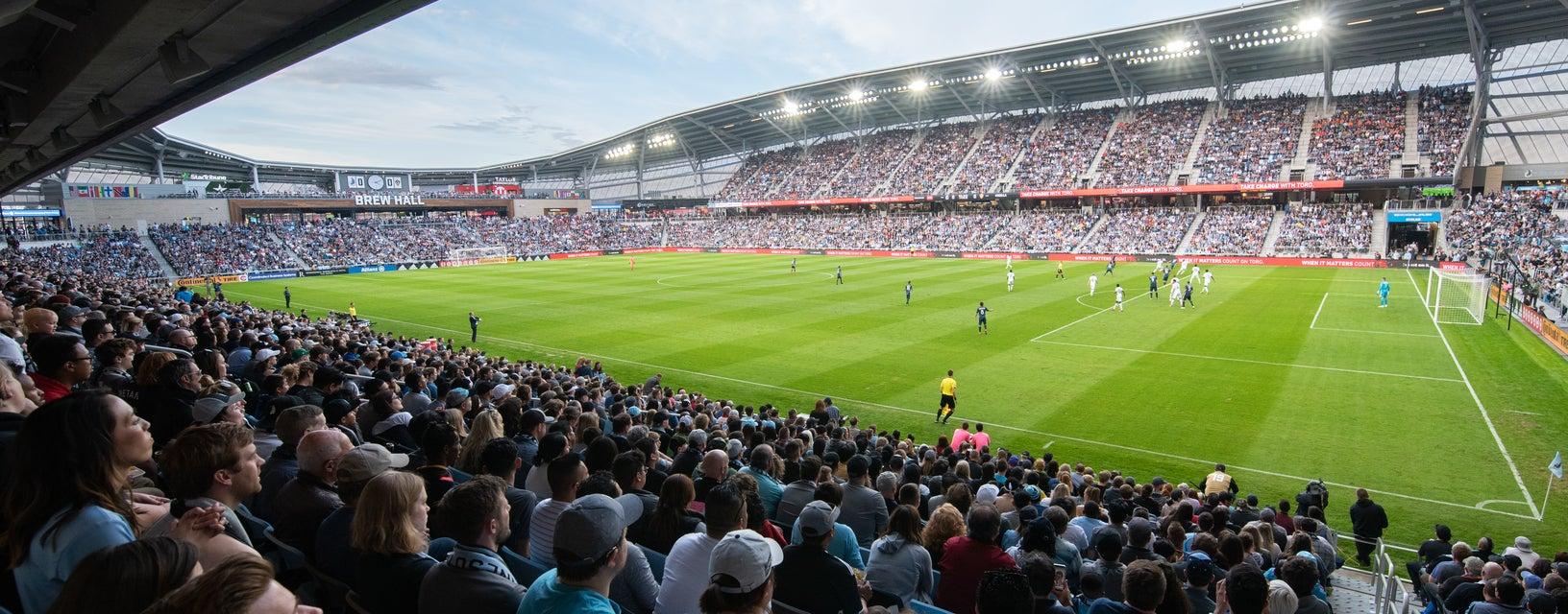 Minnesota United FC Tickets