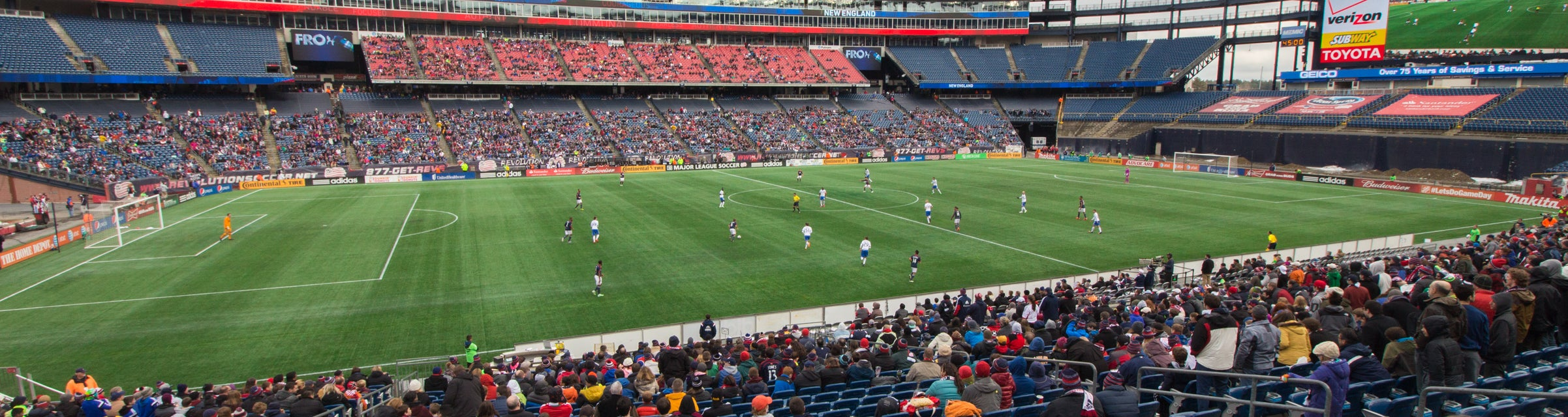New England Revolution Tickets
