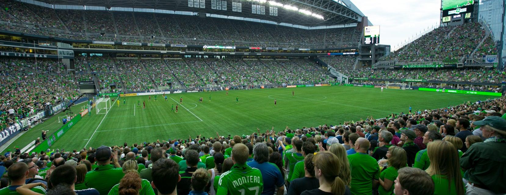 Seattle Sounders FC Tickets
