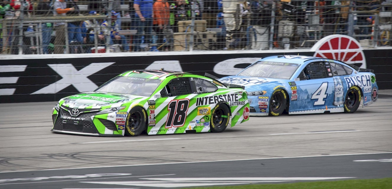 Monster Energy NASCAR Cup Series Tickets