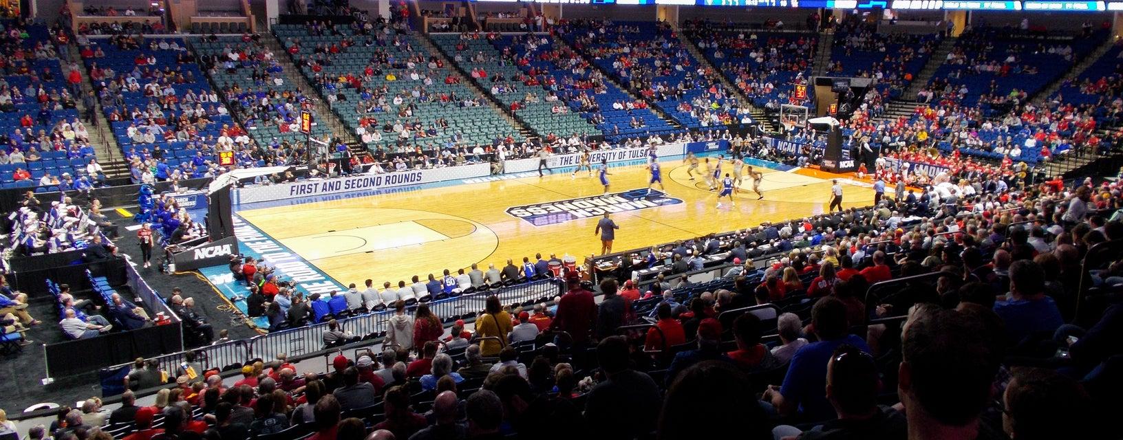 Thunder v Hawks @ BOK Center Tickets