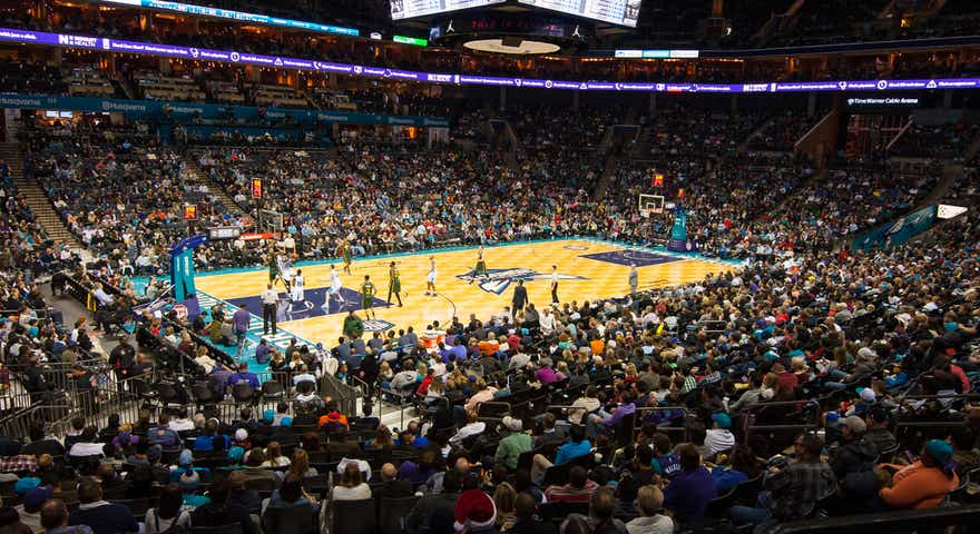 Charlotte Hornets Vs Toronto Raptors Tickets Gametime