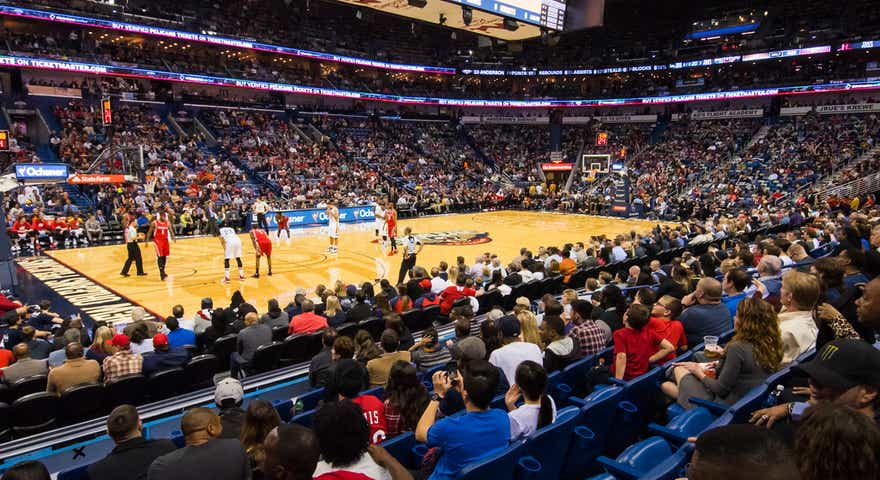 New Orleans Pelicans Tickets Gametime