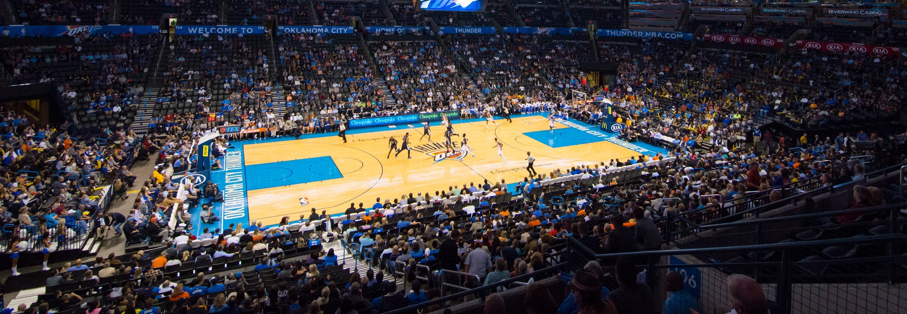 Oklahoma City Thunder Tickets