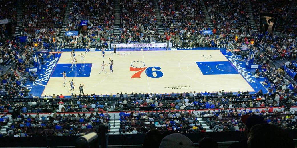d659021f4315 Philadelphia 76ers Tickets
