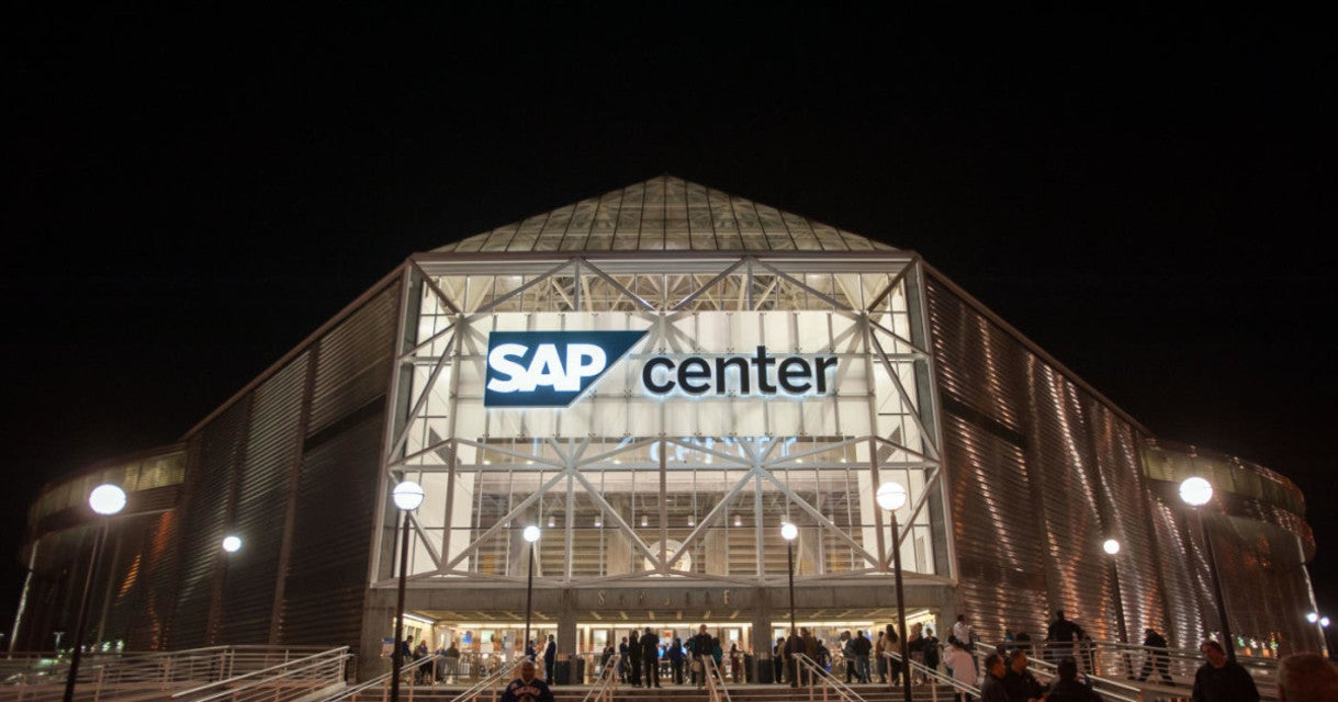 Warriors vs Lakers @ SAP Center Tickets