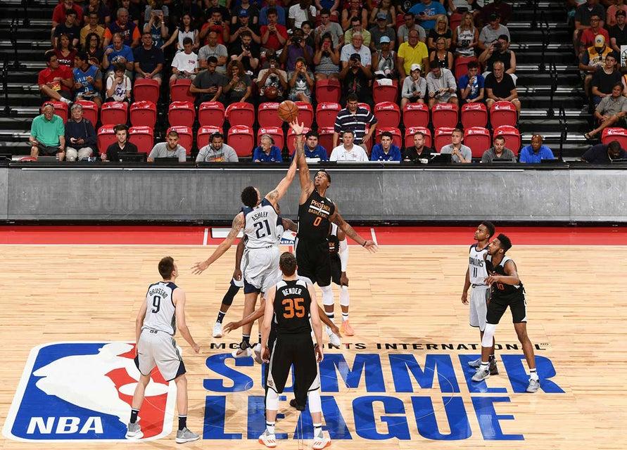 NBA Summer League Tickets