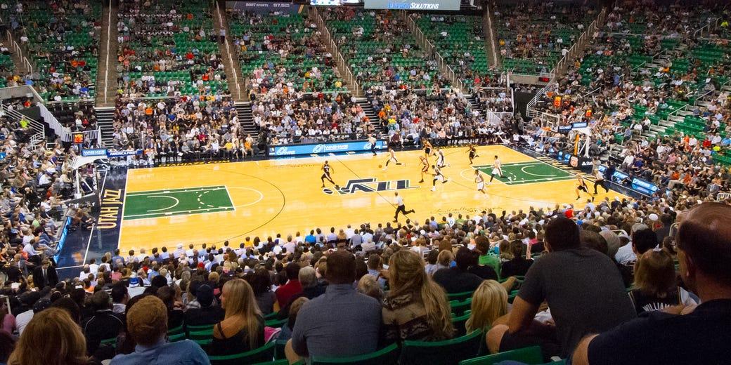 Utah Jazz vs  Sacramento Kings Tickets | Gametime