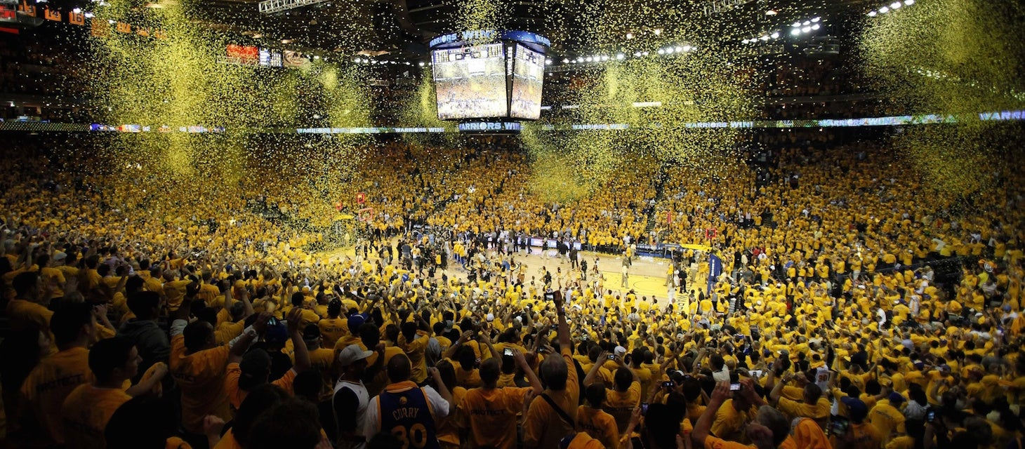 Warriors Watch Party Tickets