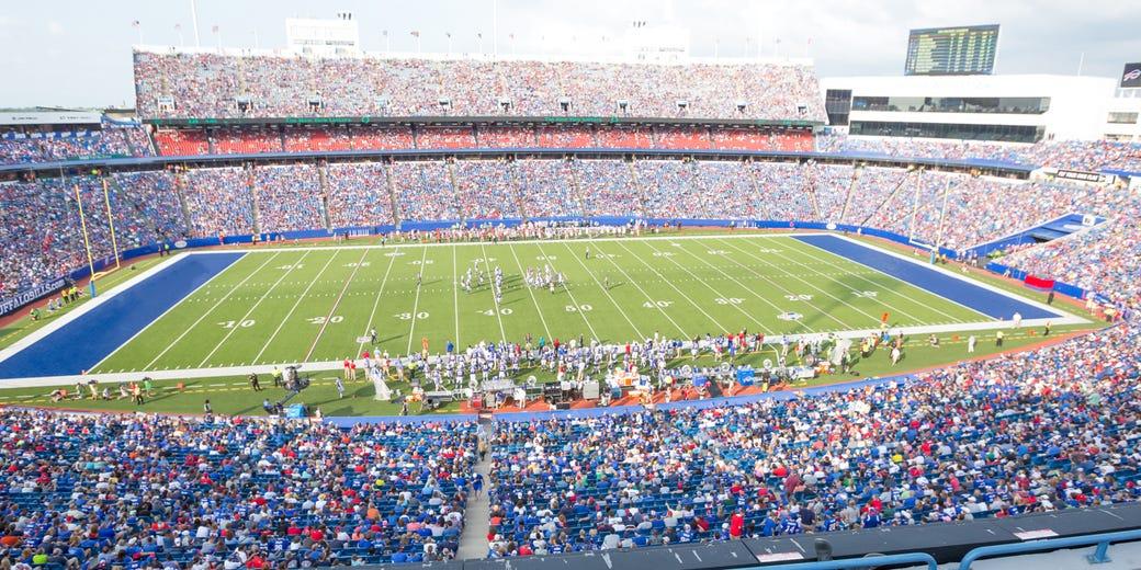 buffalo bills tickets gametime