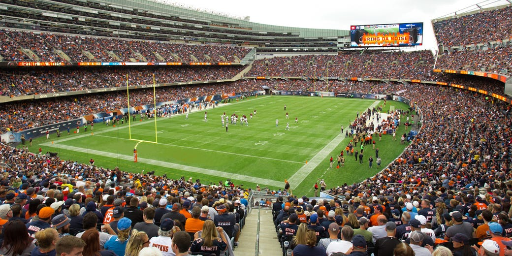 31ca7db1 Chicago Bears Tickets   Gametime