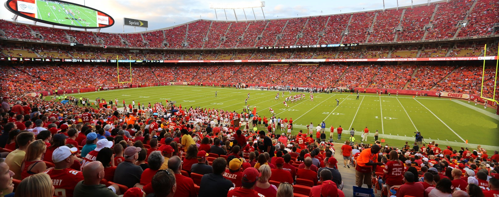 Kansas City Chiefs Tickets